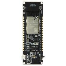 LILYGO®TTGO T אנרגיה ESP32 8 מגהביט PSRAM WiFi & Bluetooth מודול 18650 סוללה ESP32 WROVER B פיתוח לוח