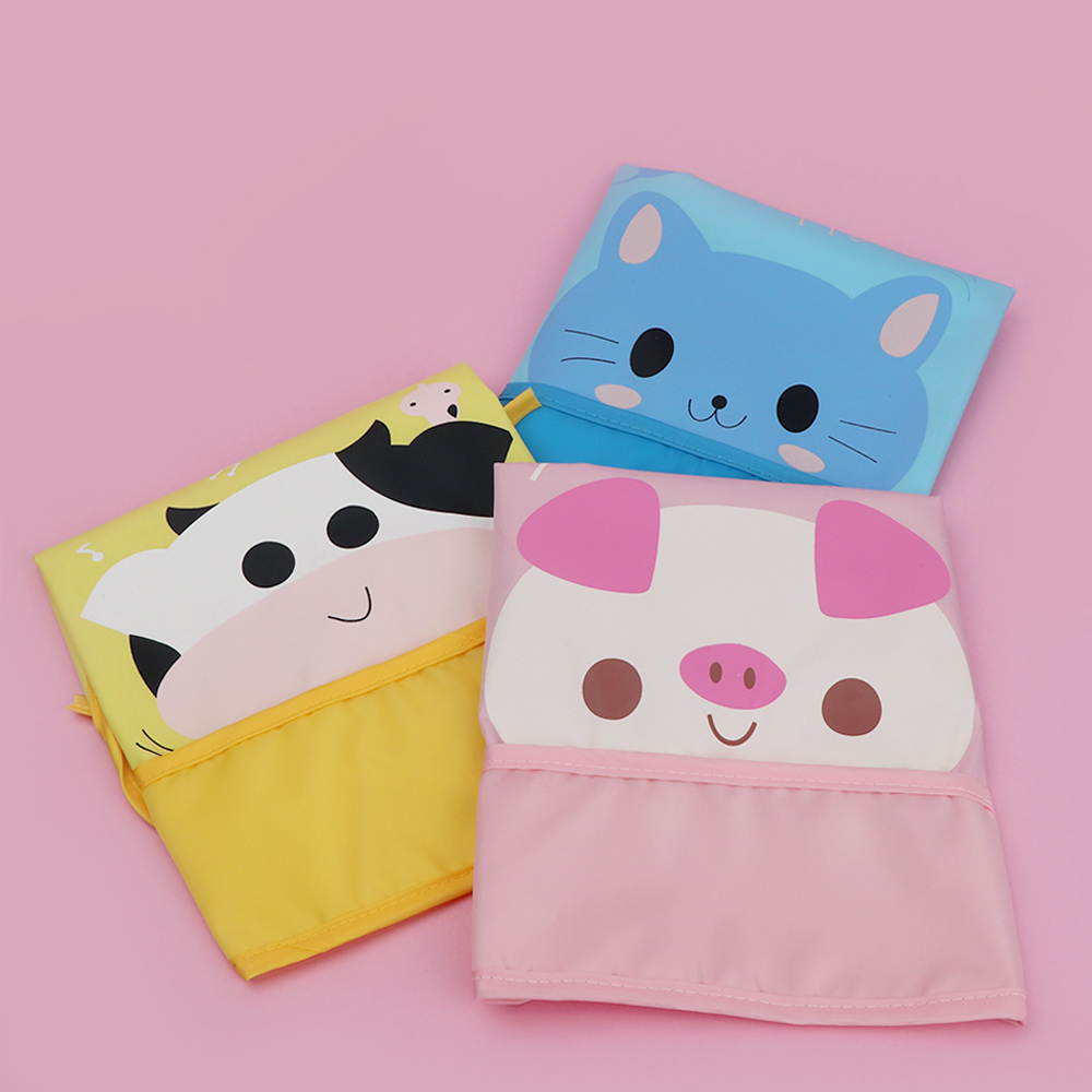 Brand New And High Quality Cartoon Waterproof Aprons Baby Bibs Baby Burp Cloths Cute Design Bibs Feeding Baby Saliva Towel Bibs & Burp Cloths