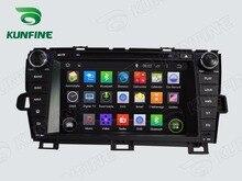 2 GB RAM Octa Core Android 6.0 Navegación Del Coche DVD GPS Multimedia Reproductor de Radio Estéreo Del Coche para Toyota PRIUS 2009-2013 LHD Headunit