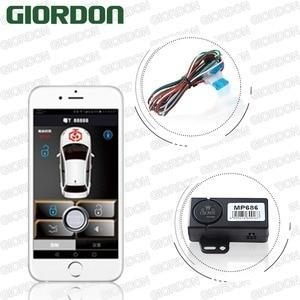 Crown PKE Smart Key Car Alarm