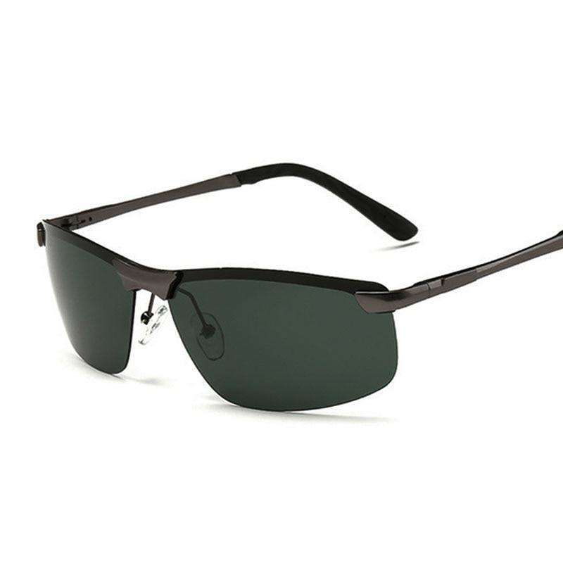 Nové módní pánské sluneční brýle s polarizací pro muže Luxusní značkové sluneční brýle Man Sun Travel Sluneční brýle pro muže