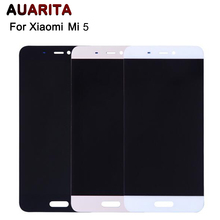 Фотография For Xiaomi Mi5 LCD Screen 5.15 inch High Quality LCD Display + Touch Panel screen Digitizer Assembly Replacement for Xiaomi mi 5