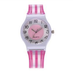 2018 новые женские часы браслет студент спортивные силиконовые детские часы подарок часы