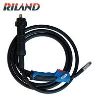 RILAND 3M MIG15 Guns Torch MIG Welding Gun Torch Replacement for MIG Welding Machine Blue