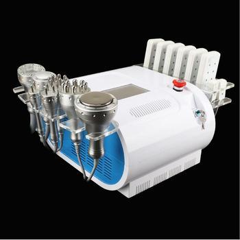 7 in 1 Vacuum ultrasonic slimming cavitation machine massage machine for and CE/DHL