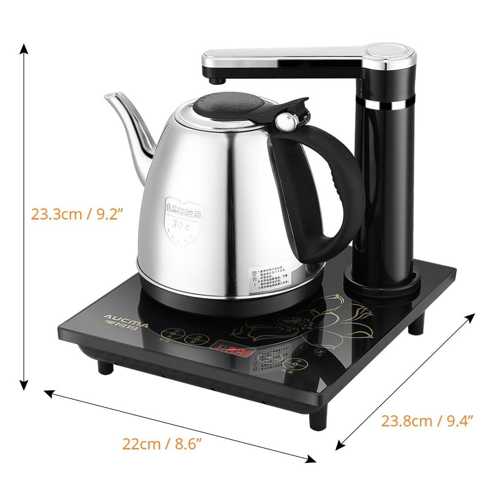 Aucma 0.8L Electric Hot Water Boiler Intelligent Automatic Tea ...