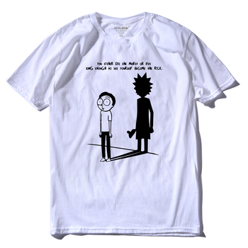 Rick and Morty - Shadow Tee