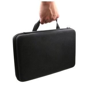 Image 5 - Mallette de rangement sac de voyage avec mousse intérieure personnalisable pour Go Pro GoPro Hero 8 7 6 4 SONY SJCAM AKASO Yi 4K EKEN caméra daction