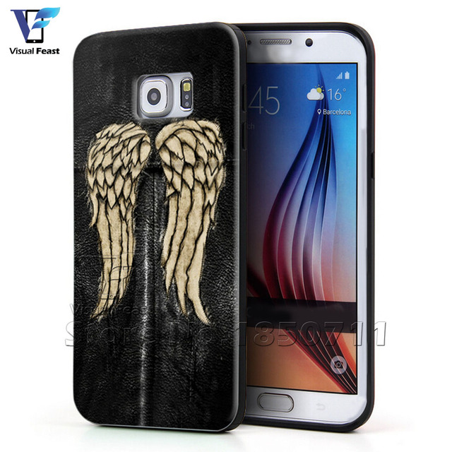 The Walking Dead Cover Daryl Dixon Symbol Phone Case Tpupc For