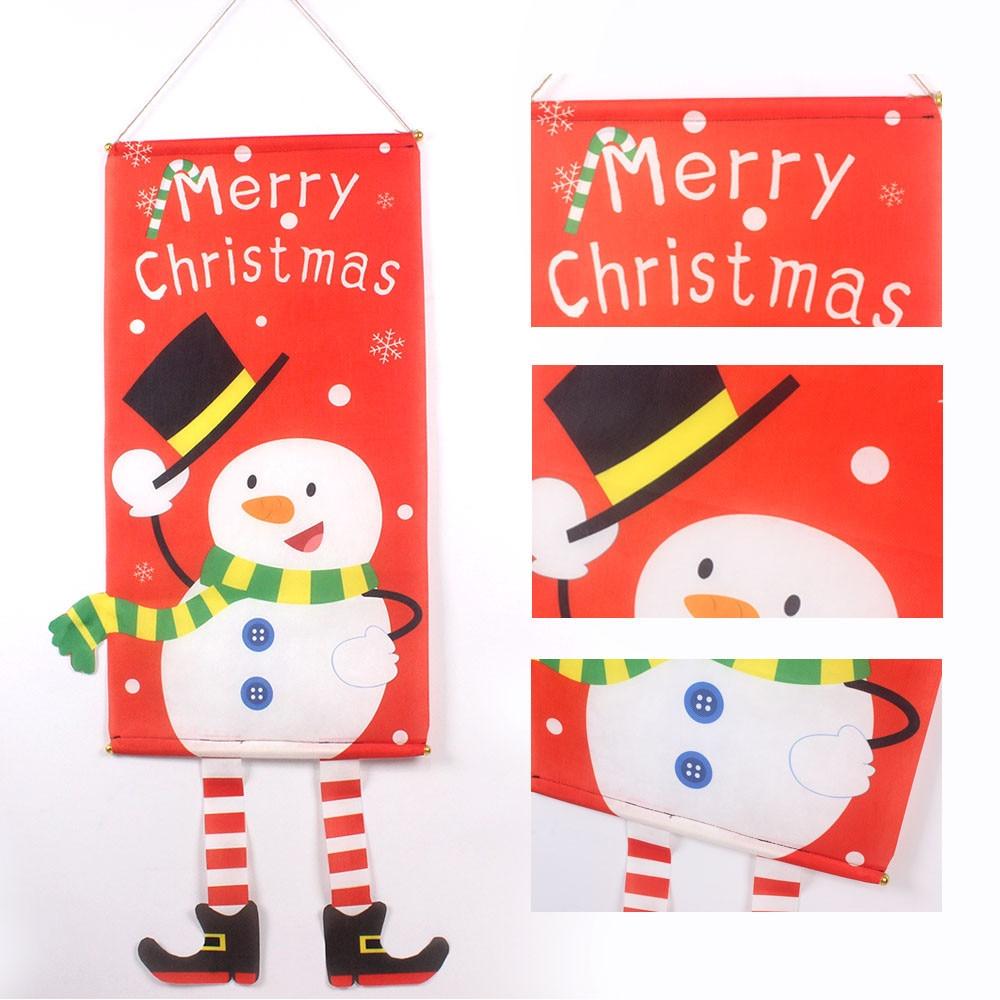 Christmas Garden Flag Indoor Outdoor Home Decor Christmas Winter Merry Christmas merry christmas decoration new year