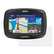 3x Anti-Scratch Clear LCD Screen Protector Shield Film for Garmin Zumo 350 350LM 390 390LM GPS 4.3'' GPS