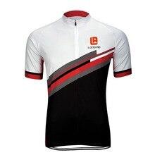 LONGAO 2016 Nuevo estilo MTB ciclismo jersey de manga corta jersey de la bicicleta ropa maillot ciclismo de verano jersey envío rápido libre