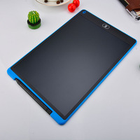 Детский планшет для рисования цифровой Графика планшет ЖК-дисплей планшет для письма 12 дюймов электронный блокнот портативный графический...