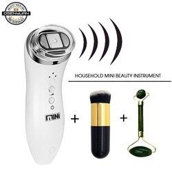 Ультразвуковой мини Hifu высокой интенсивности сфокусированный ультразвуковой лифтинг для лица RF светодиодный уход за кожей против морщин ...