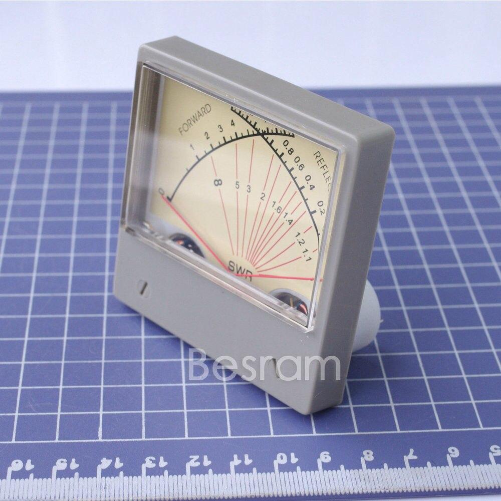 Panel Dual SWR Forwad/Reflektiert Meter 100uA VU meter SZ-70
