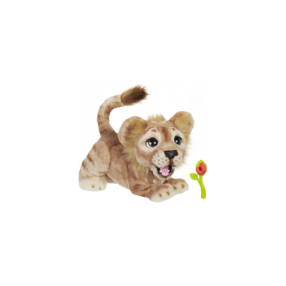 HASBRO Electronic Pets 11162384 interactive toy lion king for children of boys and girls boys lion onesie