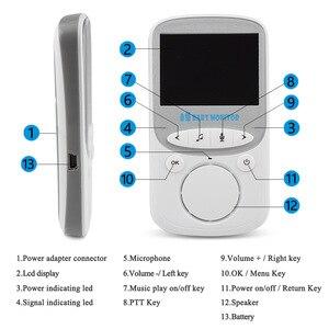 Image 4 - Taktark 2.4インチワイヤレスビデオベビーモニターカラーカメラインターホンナイトビジョン温度監視ベビーシッター乳母