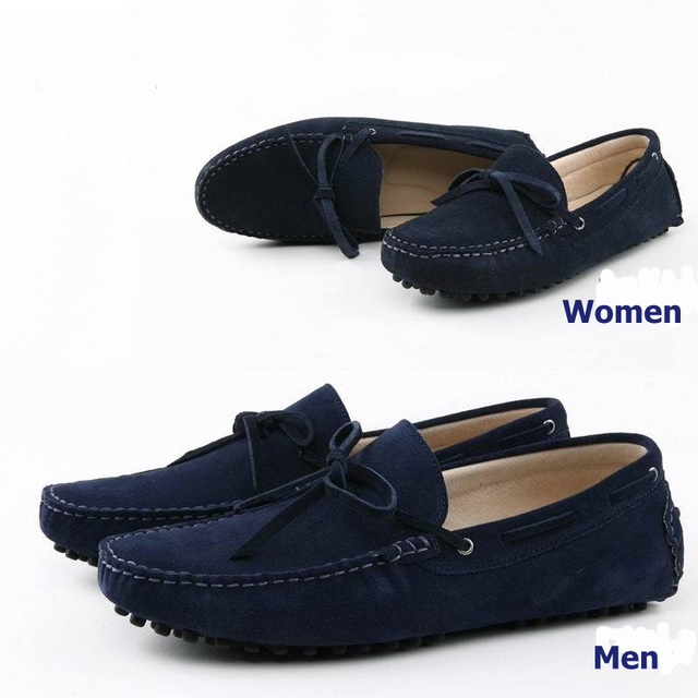 dc39827dbfd 2015 NEW Womens Multicolour Moccasin Loafers Driving Shoes Slip-on Penny  Loafers For Women Free Shipping Wholesale 333 Navy Blue