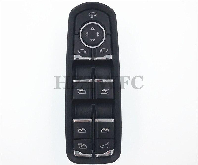 Free Shipping For Porsche Panamera Cayenne Macan Front Door Window Switch 7PP959858MDML kidztech porsche panamera 85141