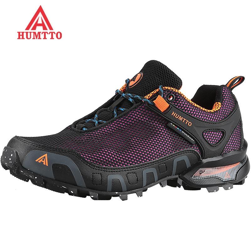 Prix pour Nouvelle randonnée chaussures hommes en plein air sapatilhas mulher escalade sport senderismo scarpe trekking chaussures uomo femmes chaussures Respirant maille
