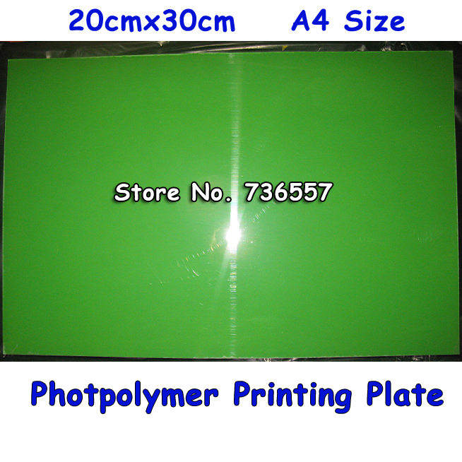 Free Shipping CHEAP 1pc 20cmx30cm Photopolymer Plate Stamp Making DIY Letterpress Polymer Stamp Maker Systerm free shipping chicks and eggs pattern mini diy soap stamp chaprter seal 5 5 2cm