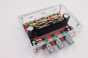 Image 5 - TPA3116 D2 50Wx2+100W 2.1 Channel Audio Digital Subwoofer Power Amplifier Board 12~24V Amplifier Boards Modules