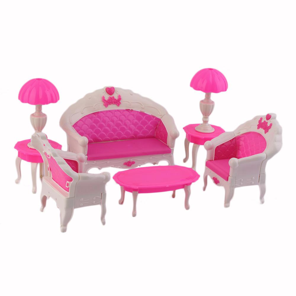 juguetes para nios unids muebles princesa conjunto lindo de la historieta accesorios
