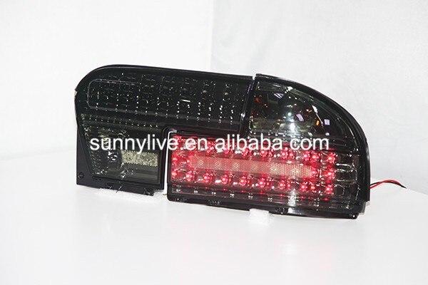 Для PROTON Wira светодиодный задний фонарь 1992 года дымчатый черный цвет YZ