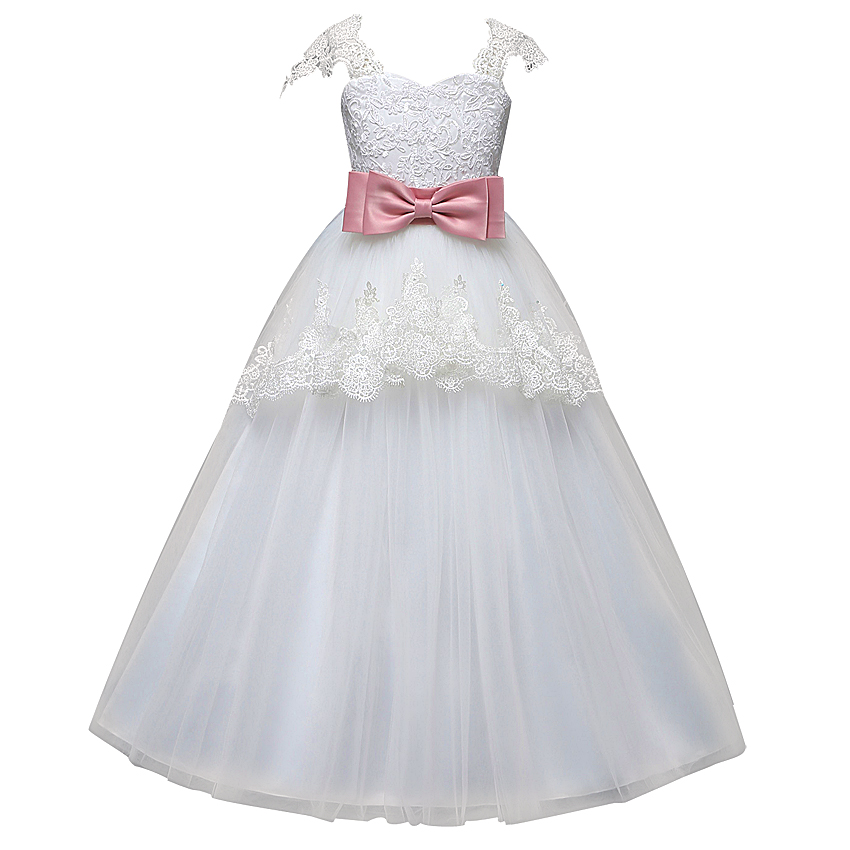 Retail Embroidery Maxi Costume Princess Baby Girl Dress Summer Spring Wedding Party Kids Dresses For Girls baby girl clothes4272Retail Embroidery Maxi Costume Princess Baby Girl Dress Summer Spring Wedding Party Kids Dresses For Girls baby girl clothes4272