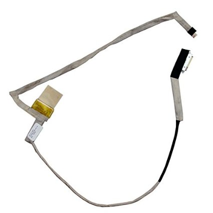 WZSM NEW laptop LCD Cable For Toshiba Satellite L750 L750D L755 L755D Video Flex Cable DD0BLBLC000 DD0BLBLC040 wzsm laptop lcd flex video cable for dell inspiron 15r n5010 m5010 series