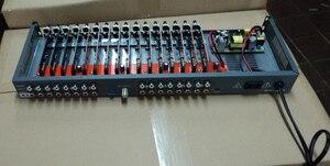 Image 4 - 16 Way CATV modulator, interval channel, RF signal output, NTSC modulator,PAL B/G modulator,  PAL DK/I modulator for hotel