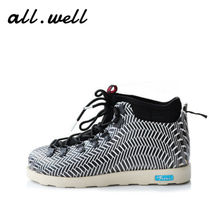 Native Fitzsimmons Men&Women's Waterproof Ankle Boots Winter Shoes Wholesale 2016A&W Eva Warm Snow Fur Rain Martin Timber Botas