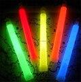 10pcs 6 inch large chemical hooked sticks concert lighting rod Glow sticks 20 * 150mm No harm plastic Nice Glow Rod