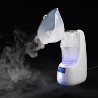 MY 580 Handheld Ultrasonic Inhaler Portable Personal Cool Mist Vaporizer For Adult Kid Health Care Touch