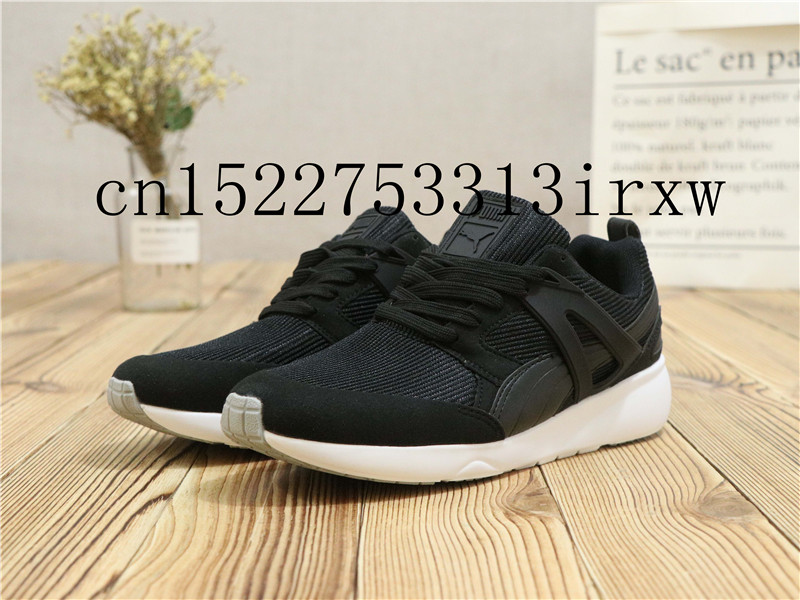 official photos 72c1d 012bf ... cheap puma mesh surface breathable comfortable running shoes men and  women running shoes 36 44 badminton ...