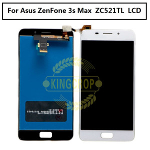Image 2 - For ASUS Zenfone 3S Max ZC521TL LCD Touch Screen Digitizer Replacement for ASUS ZC521TL LCD X00GD Display with frame