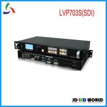 HUIDU LVP703S يدعم SDI المدخلات الصمام معالج فيديو أدى الجدار الفيديو srceen العمل مع A601 A602 A603 T901