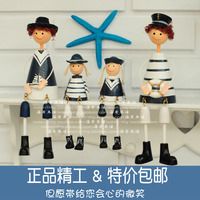 christmas decorations for home Navy doll decoration home decoration wedding gift
