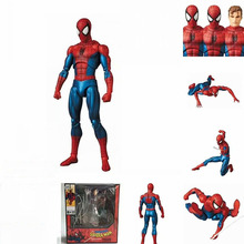 Marvel Mafex 075 Avengers Spiderman MAF075 the Amazing Spide