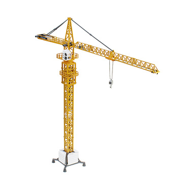 KAIDIWEI Tower cranes 1:50 Alloy Engineering Car model metal Large crane Exquisite gift kids toy City Building Series