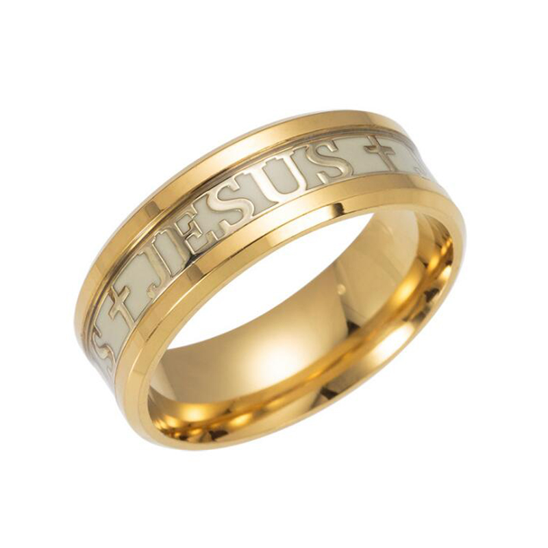 Buy jesus ring and free shipping on AliExpress