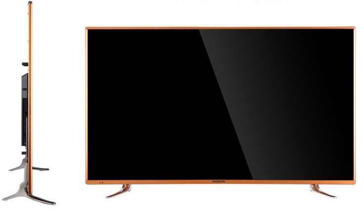 رائجة البيع العلامة التجارية الصينية 60 65 بوصة مكتب المنزل الذكي فندق واي فاي شبكة LED LCD HD التلفزيون التلفزيون