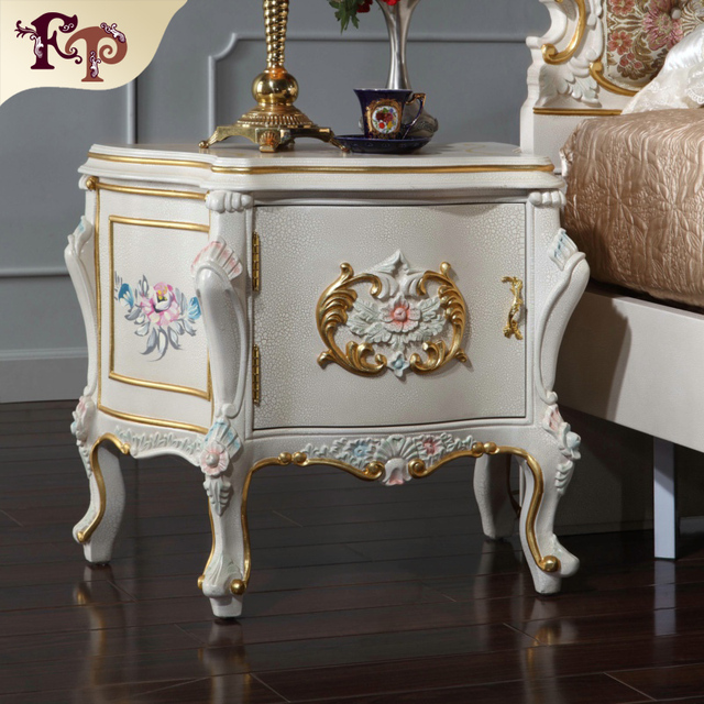 Antique reproduction french style furniture-antique bedstand furniture - Antique Reproduction French Style Furniture Antique Bedstand