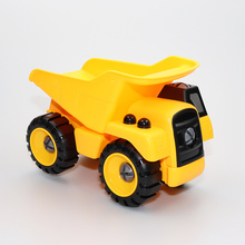 1Pcs Youwant ABS Toy Car Construction Vehicle Transport Beach Truck For Kids