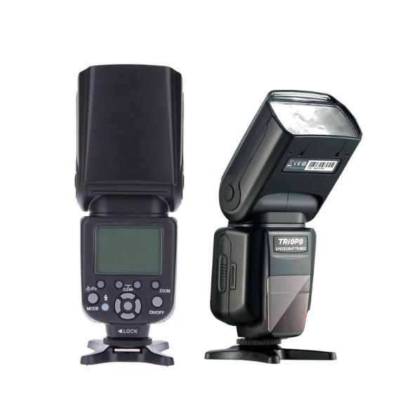 Prix pour D'origine TRIOPO TR-982 II Sans Fil Maître Esclave Caméra Flash 1/8000 HSS Speedlite pour Nikon D90 D7000 D3 D4 D700 DSLR caméras