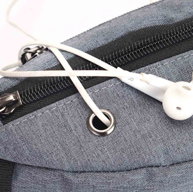 Sleeper #501 2019NEW FASHION Unisex Casual Sports Headset Purse Nylon Breast Package Messenger Bag teenager casual Free Shipping