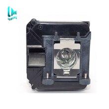 Haute qualité pour ELPLP68 V13H010L68 V12H010L68 pour Epson projecteur lampe et ampoule avec logement