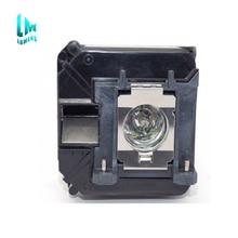 Yüksek kalite ELPLP68 V13H010L68 V12H010L68 Epson projektör için lamba ve ampul konut ile
