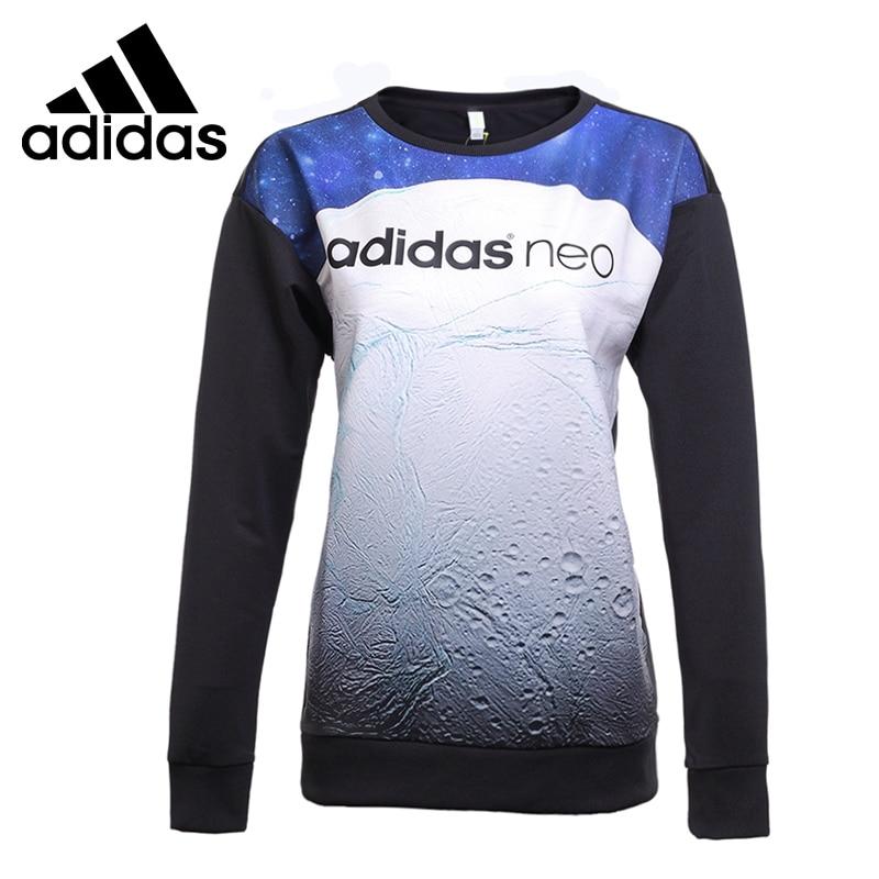ФОТО Original New Arrival  Adidas NEO Label Women's Pullover Jerseys Sportswear