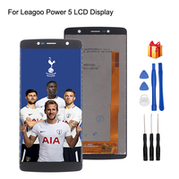 Original For Leagoo Power 5 LCD Display Touch Screen Assembly For Leagoo Power 5 LCD Screen Display Mobile Phone Parts